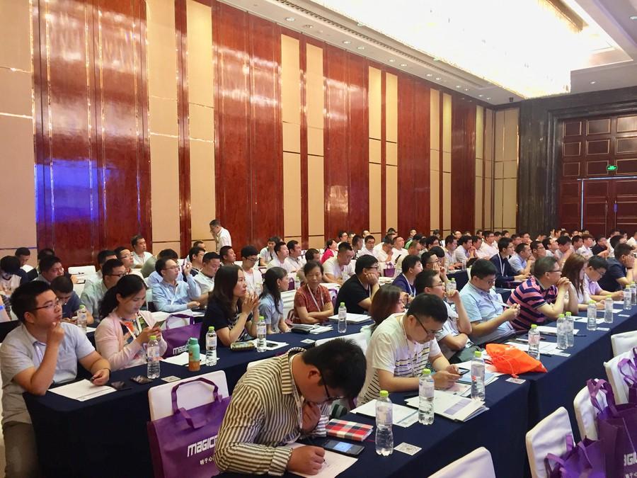 Rehm успешно принимает участие в конференции CEIA