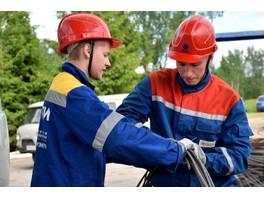 В сёлах Владимирской области обновили электросети