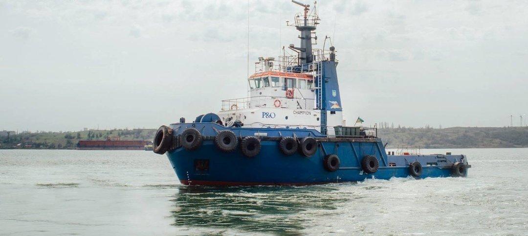 """P&O Maritime начала работать в порту """"Черноморск"""""""
