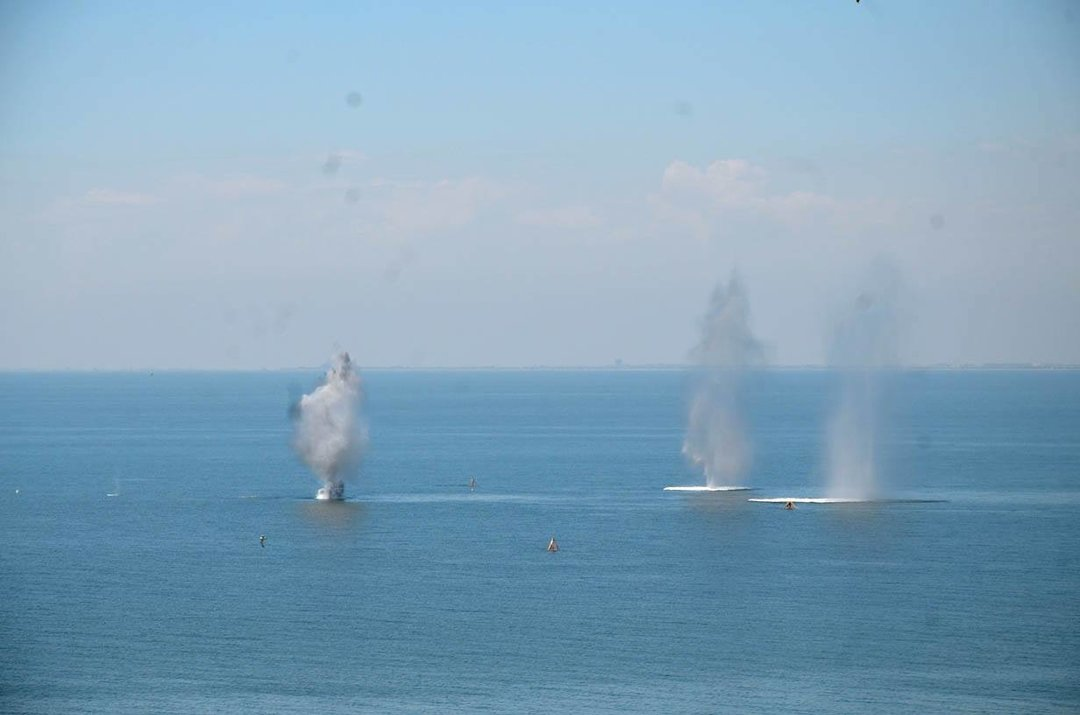 Резерв ООС показал, что будет с российским десантом на берегу Азовского моря (фото)