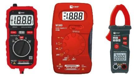 EKF выпустил новинку: измерительные приборы серии Expert