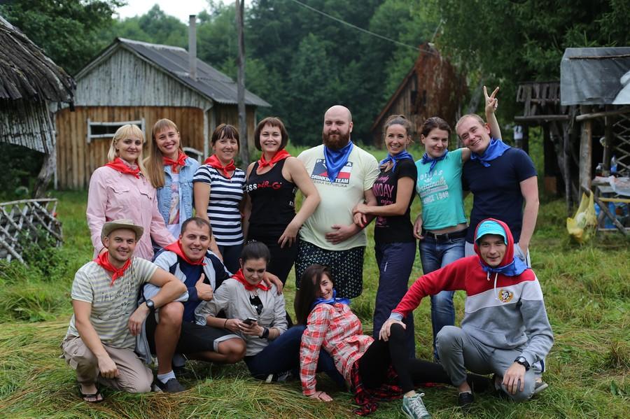 В конце июля состоялся ежегодный слет работников ООО «Сарансккабель»