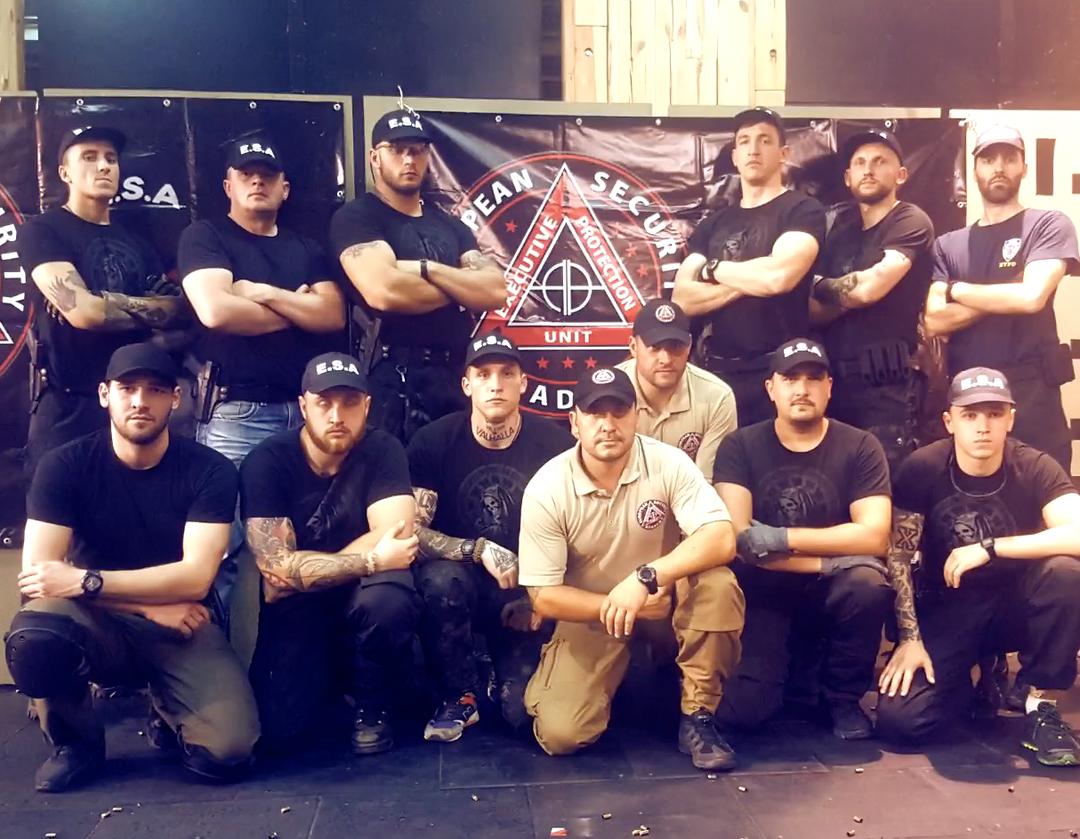 Европейская компания тренировала украинских ультраправых — Bellingcat