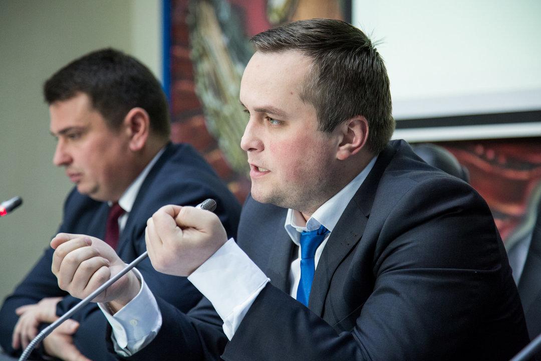 Луценко официально объявил выговор руководителю САП Холодницкому