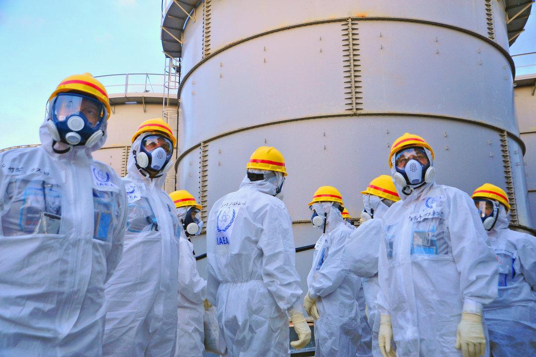 """На """"Фукусиме"""" создают дополнительную защиту от цунами"""