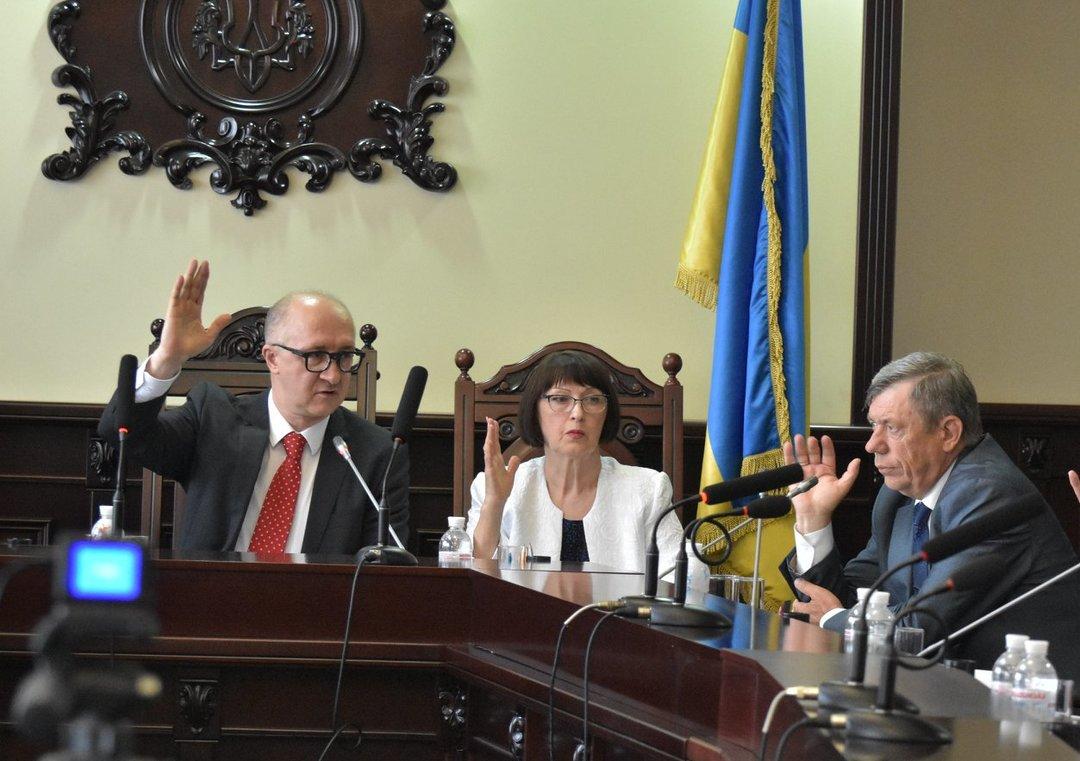 Объявлен конкурс в Высший антикоррупционный суд