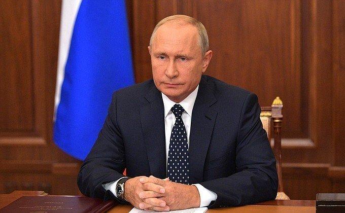 Путин решил смягчить пенсионную реформу, чтобы сохранить свой рейтинг