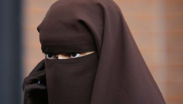 В Дании впервые оштрафовали женщину за ношение никаба