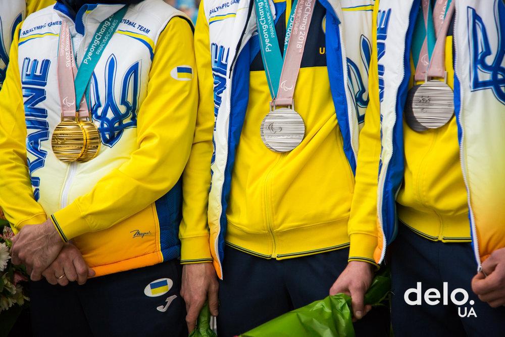 В Кабмине будут по-новому распределят деньги для спортсменов