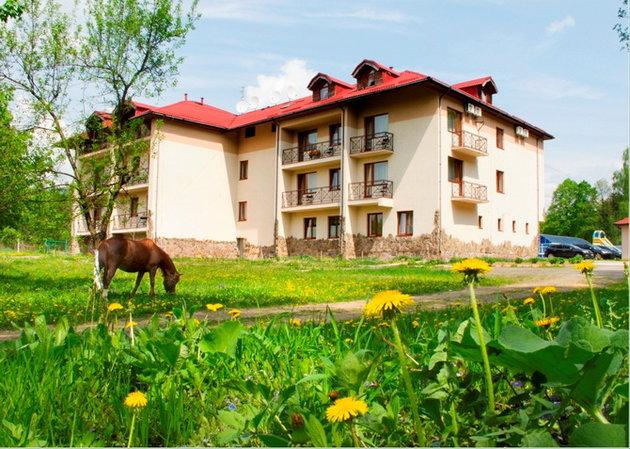 6 экологичных отелей Украины