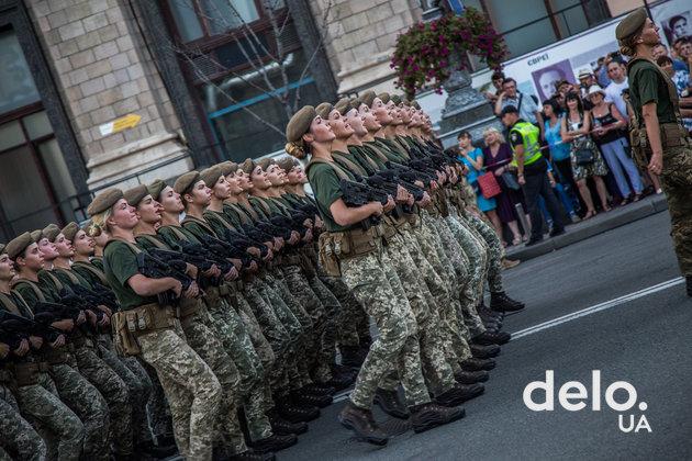 Как прошла репетиция парада ко Дню Независимости (фото)