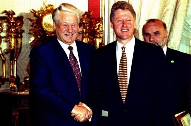 Опубликована расшифровка разговора Ельцина с Клинтоном о Путине