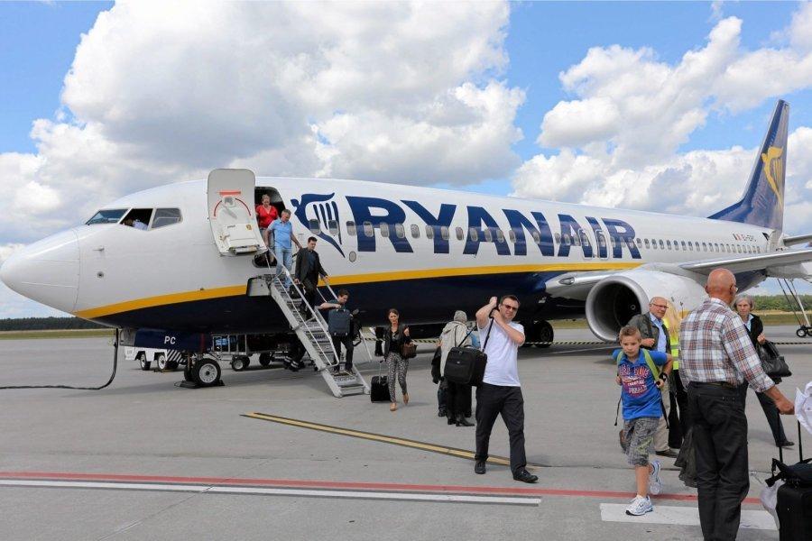 Ryanair отменит 190 рейсов из-за забастовки