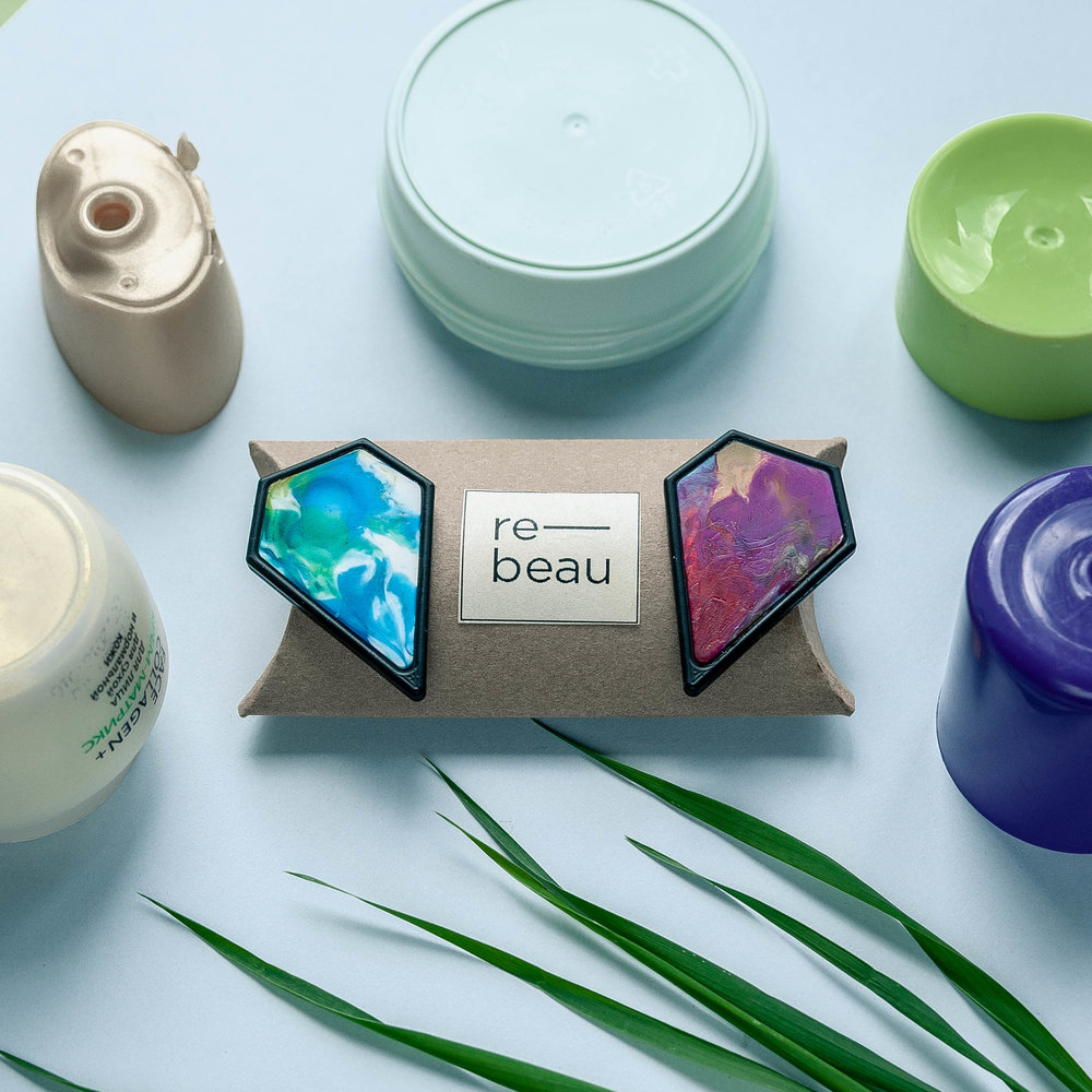 Как делать украшения из вторсырья и зарабатывать на этом — опыт стартапа re-beau