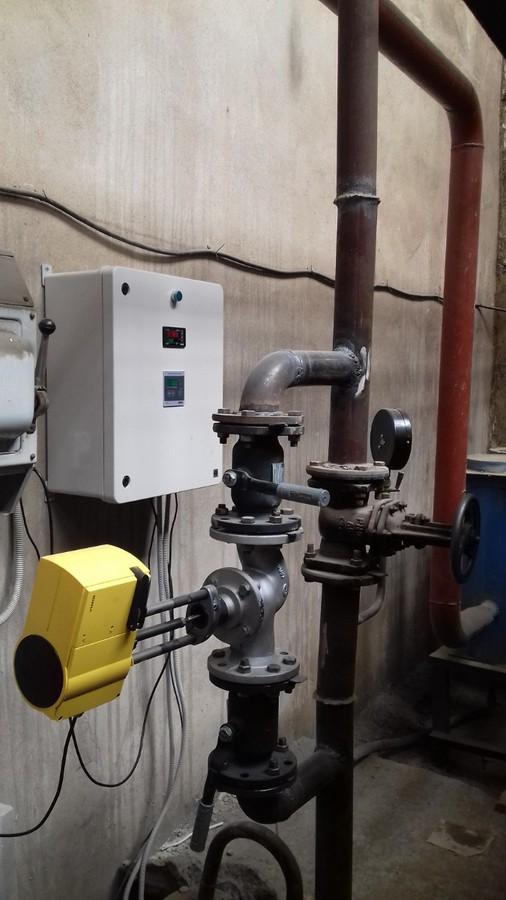 На базе программируемого контроллера ОВЕН  создана АСУ производством железобетонных изделий на заводе в Воронеже