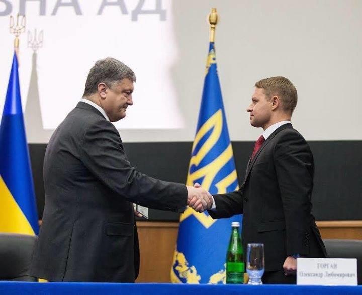 Горган покидает должность главы Киевской ОГА ради политики