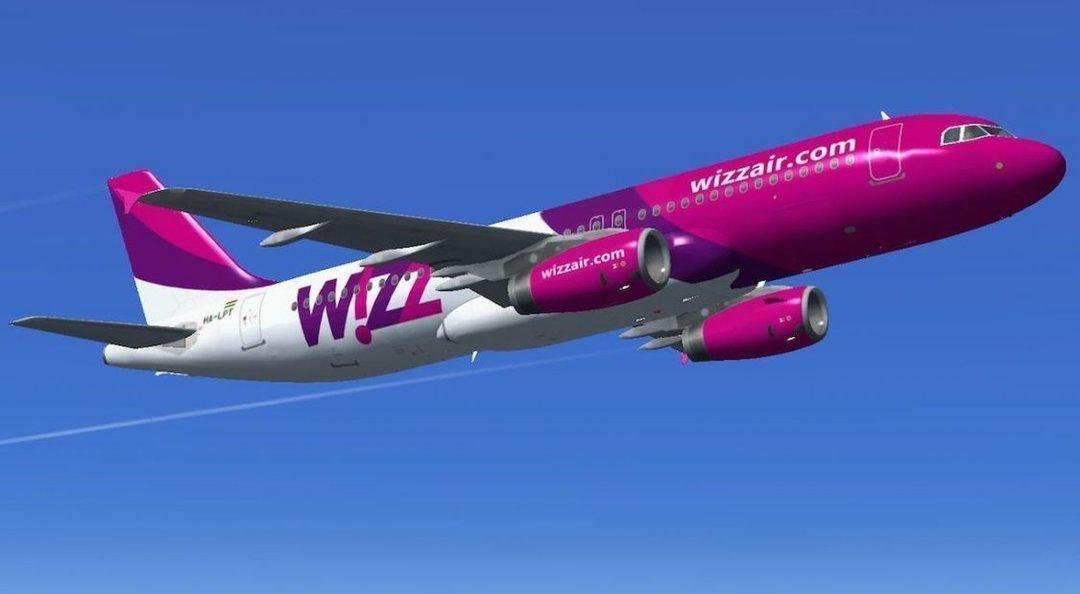 Wizz Air открывает 5 новых рейсов из 3 украинских аэропортов