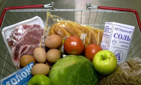 В Башкирии упала цена на мясо, яйца и сахар
