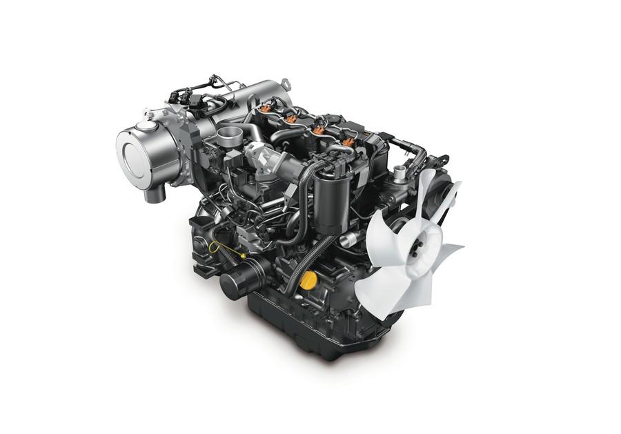 Индустриальные двигатели Yanmar прошли сертификацию Stage V