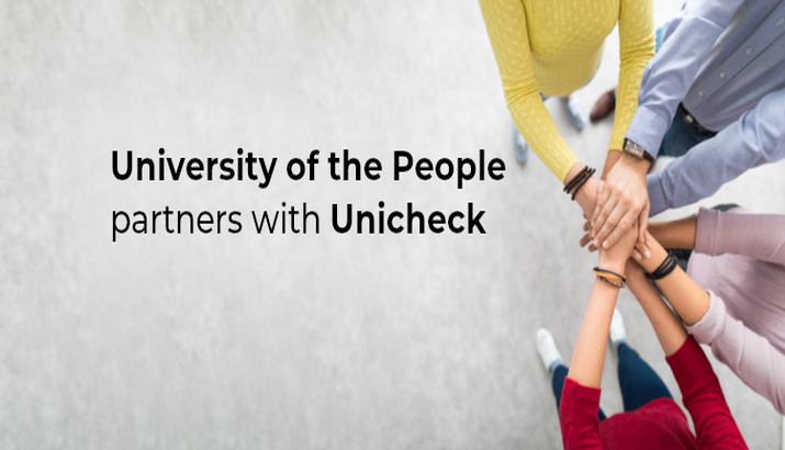 Американский университет UoPeople будет использовать сервис по плагиату киевской Unicheck