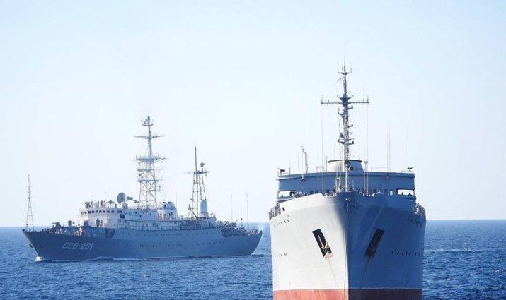 Агрессия РФ в Азовском море: СМИ назвали имена захваченных украинских моряков