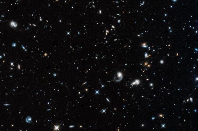 """На Земле получили первый снимок с космического телескопа """"Хаббл"""" после его поломки"""
