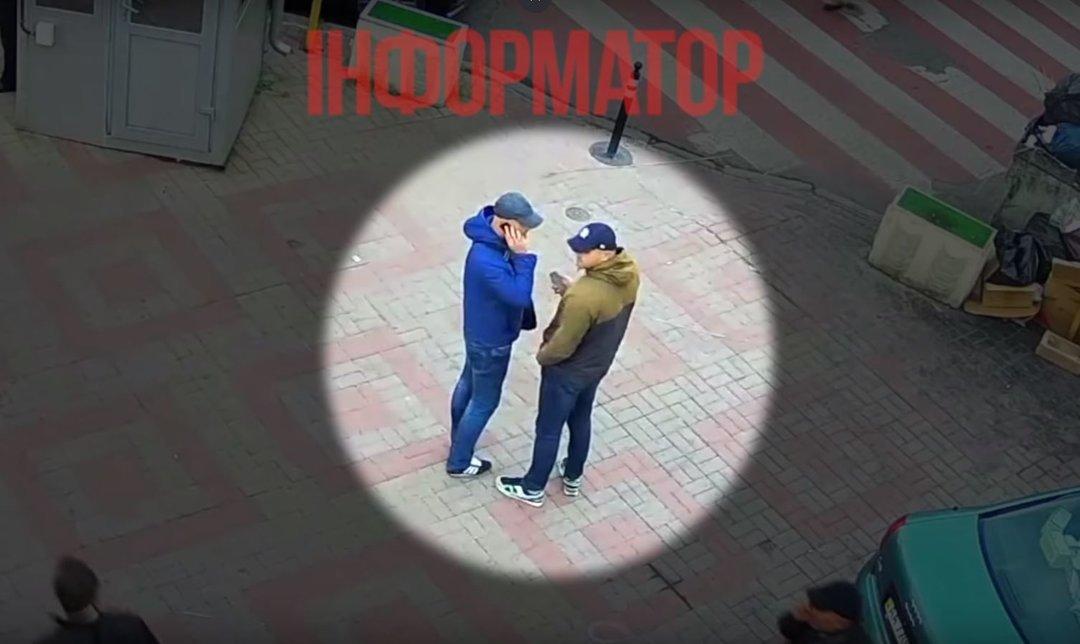За Синагогой в Киеве следили сотрудники другой службы — НАБУ