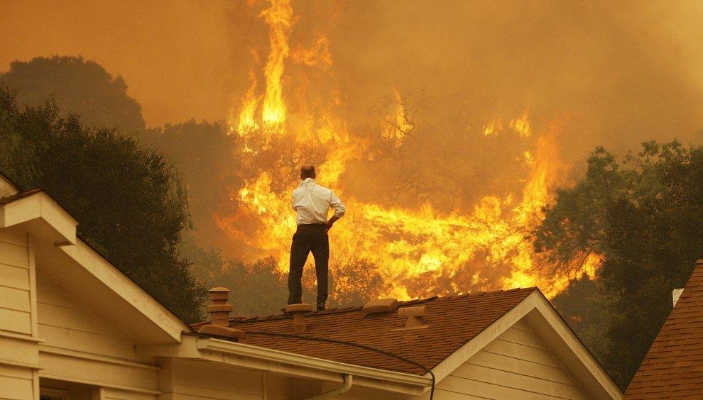 Пожары в Калифорнии: более 1,2 тыс. пропавших без вести, 76 погибших