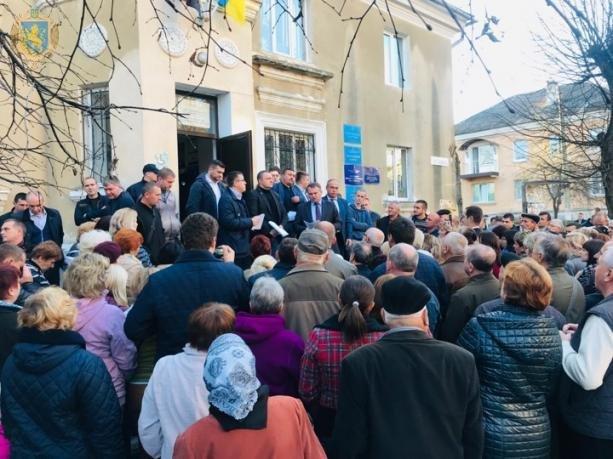 Разблокирована работа одной из арестованных ТЭЦ во Львовской области