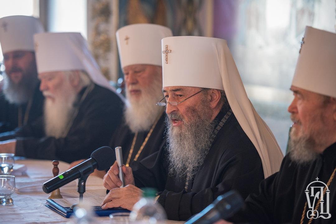 УПЦ МП официально отказалась от участия в создании Украинской поместной церкви