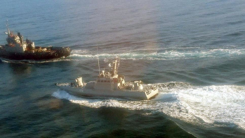 В Европарламенте отреагировали на ЧП в Азовском море