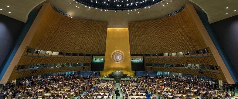 В ООН поддержали резолюцию по правам человека в Крыму