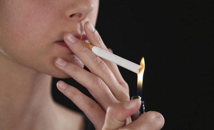 В Украине курит почти четверть населения — исследование