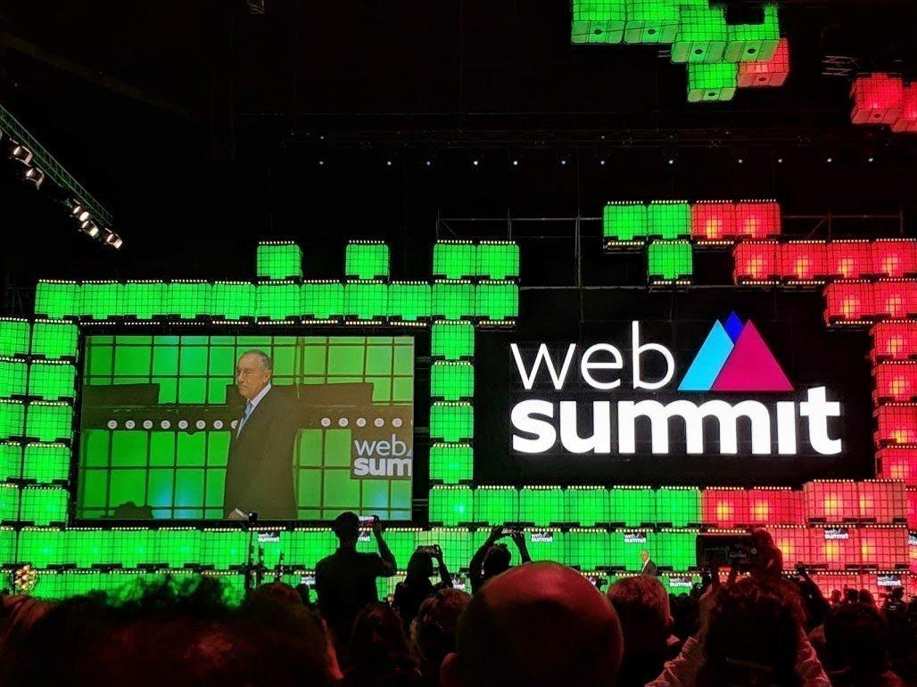 Основные коммуникационные и технологические тренды WebSummit 2018