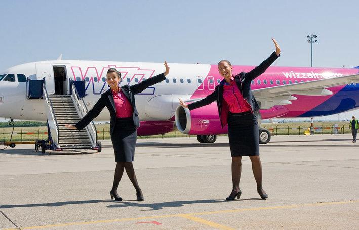 Wizz Air запустит авиарейсы из Киева и Харькова в Краков