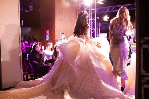 Чем заинтересовала зарубежных баеров украинская выставка свадебной моды (фото)