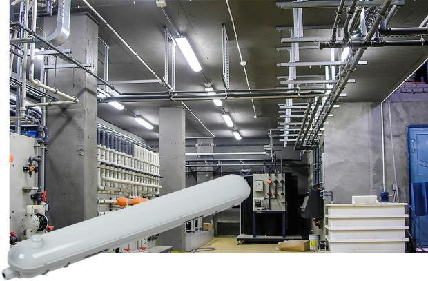 EK Group расширяет ассортимент пыле- влагозащищенных светодиодных светильников Дсп IEK®