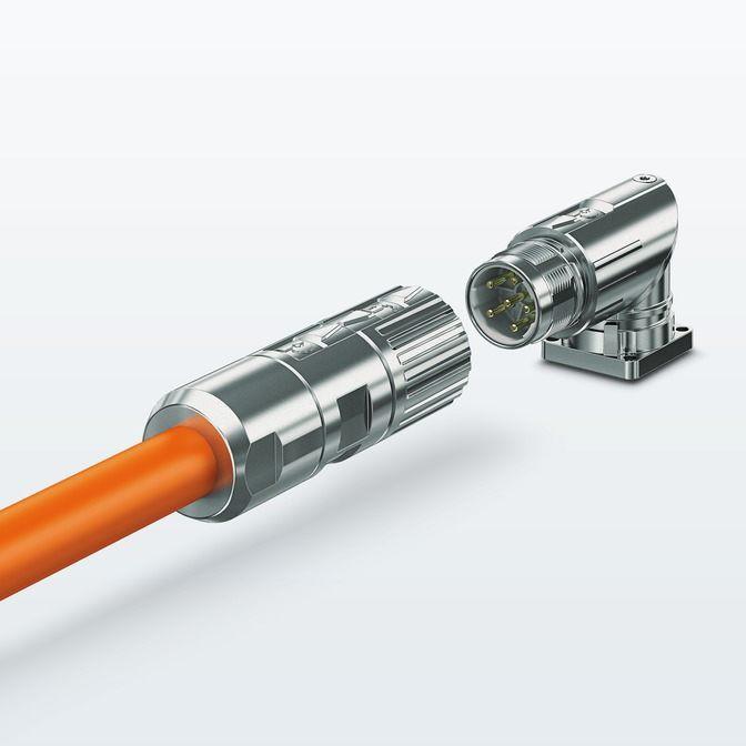 Phoenix Contact выпускает на рынок новую серию круглых штекерных соединителей M17-M40 Pro