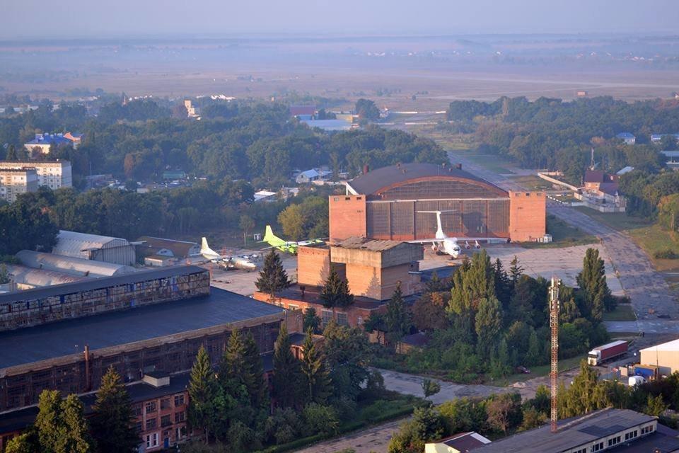 Аэропорт в Белой Церкви получит статус международного — Министерство инфраструктуры