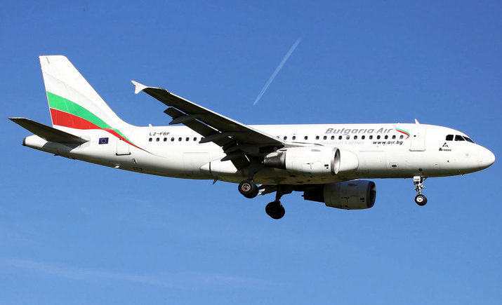 Bulgaria Air прекращает полеты в Украину
