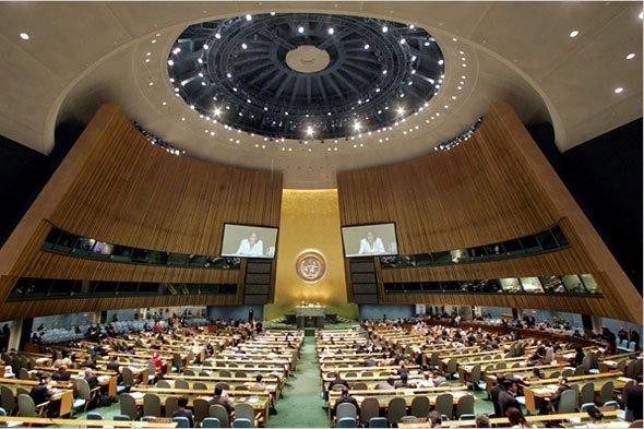 Генассамблея ООН осудила нарушения прав человека в Крыму
