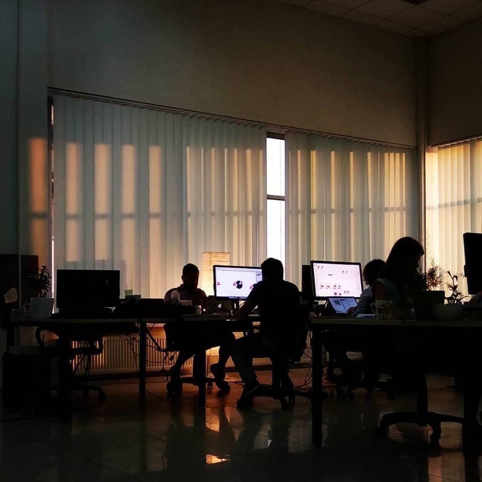 ГФС проводит обыск в офисе IT-компании Brander в Харькове