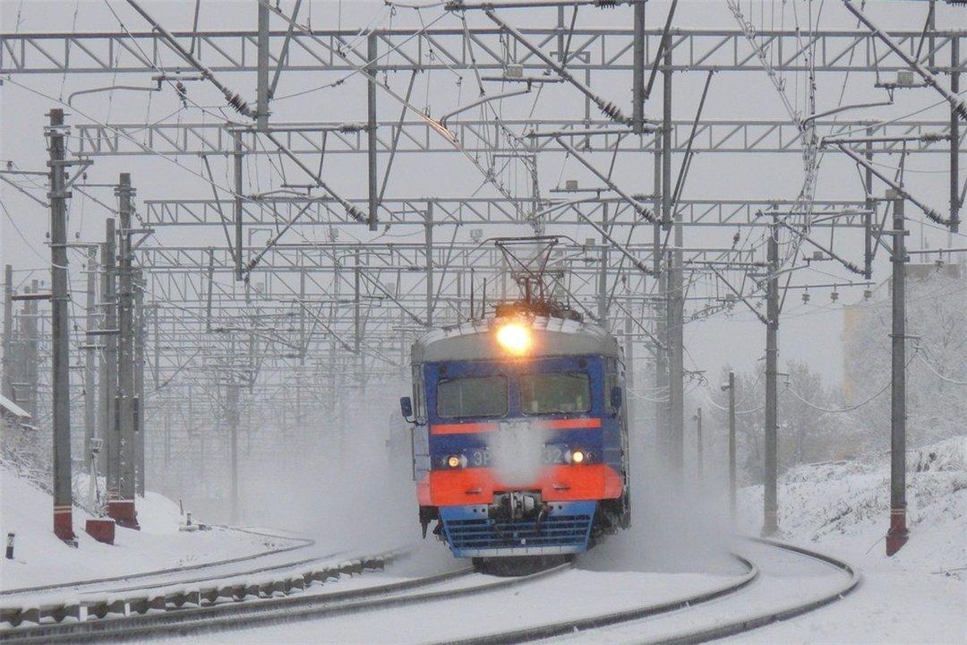 Киевская городская электричка меняет расписание с 9 декабря