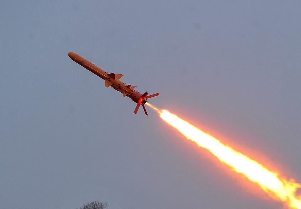 """На полигоне в Одесской области испытали ракету """"Нептун"""""""