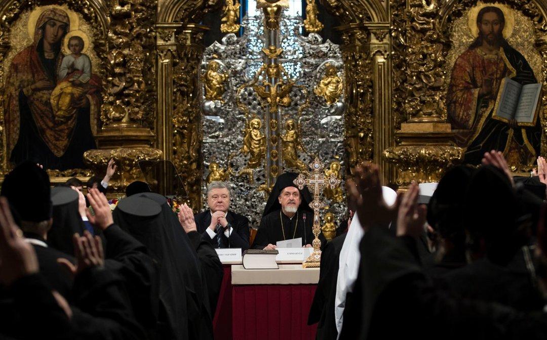 Предстоятелем Украинской поместной церкви избран Епифаний — итоги Собора