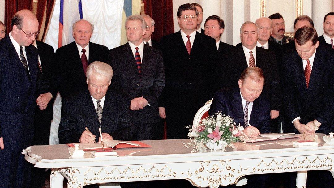 Расторжение Договора о дружбе с Россией оформили через Верховную Раду