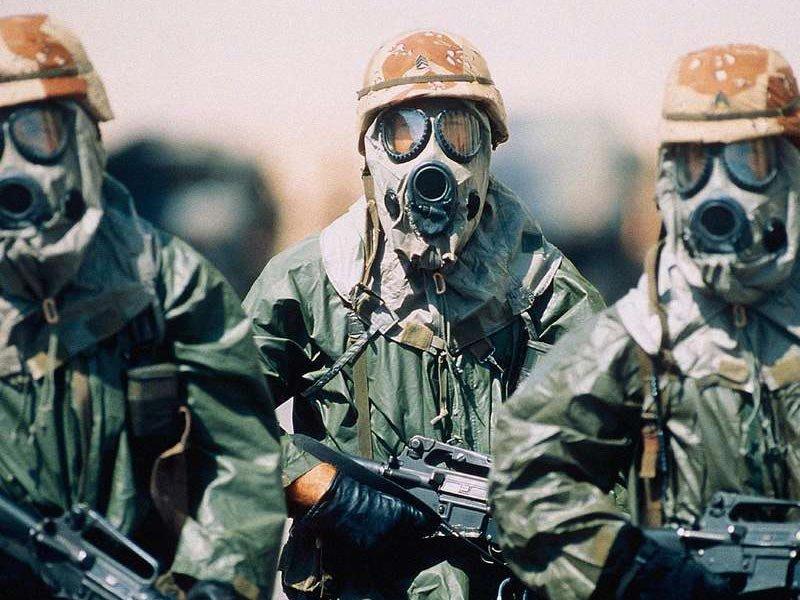 Россия может применить химоружие на Донбассе — ГУР Минобороны