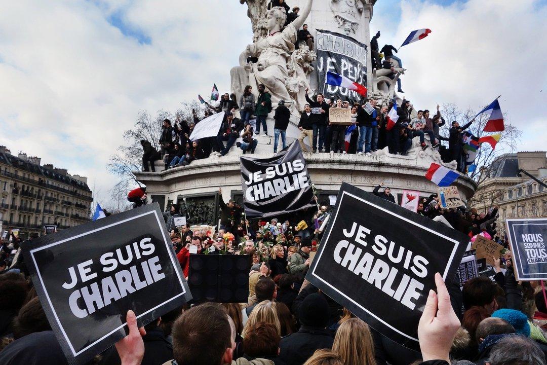 В Африке поймали джихадиста, причастного к теракту в редакции Charlie Hebdo в 2015 году