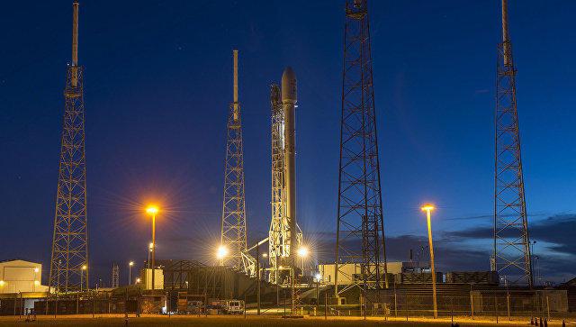 В США стартовала ракета Falcon 9 с новейшим спутником GPS