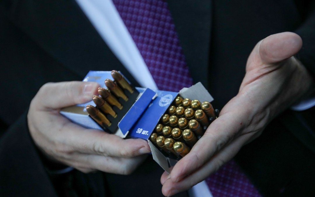 Винницкий завод начал выпускать патроны для МВД